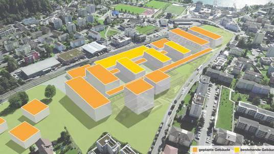 Neuer Projektwettbewerb für Ausbau Campus Horw