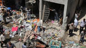 In Irak ist es am Donnerstag zu zwei Selbstmordanschlägen gekommen. (Archivbild)