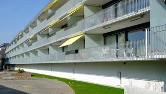 49 Wohnungen bietet die «Casa Schneggli» in Reinach.