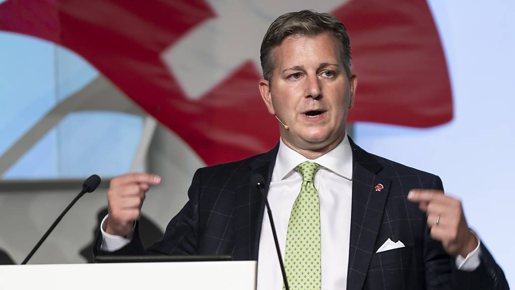 SVP-Parteipräsident Chiesa wettert gegen «linke Schmarotzerpolitik»