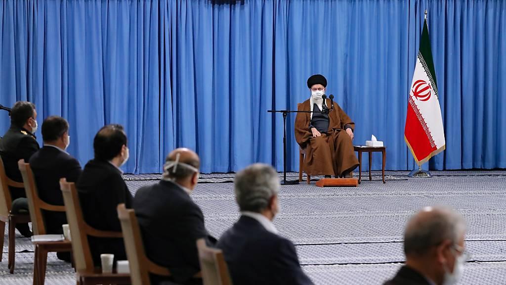Das Mullah-Regime in der Islamischen Republik Iran hat sich positiv über den Machtwechsel in den USA gezeigt. (Archivbild)