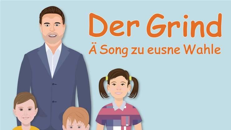 Will mit einem Song punkten: Michael Derrer