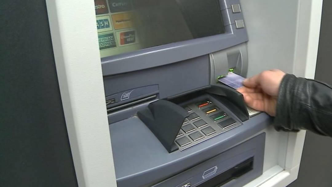 Bankomatenbetrügerinnen im Aargau