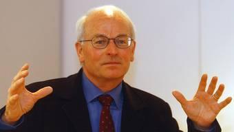 Hans Leuenberger, ehemaliger CEO des Kantonsspitals St. Gallen