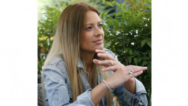 Christa Rigozzi im Interview. Foto: Remy Steinegger