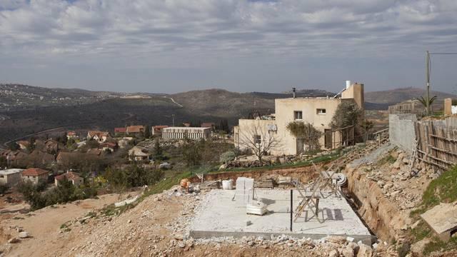 Israel bricht die Beziehungen zum UNO-Menschenrechtsrat wegen der Querelen um die Siedlungspolitik ab (Archiv)