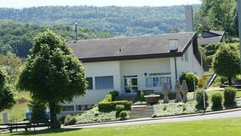 Das Gemeindehaus von Hellikon – hier wählten 55,06 Prozent die SVP.
