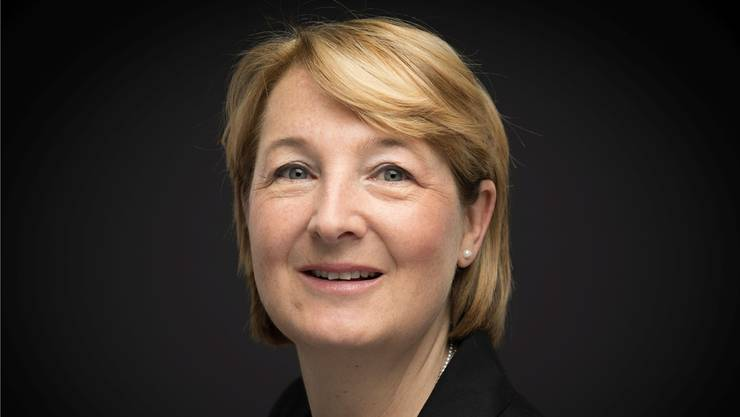 Kirsten Ernst,  Gemeinderätin Wettingen
