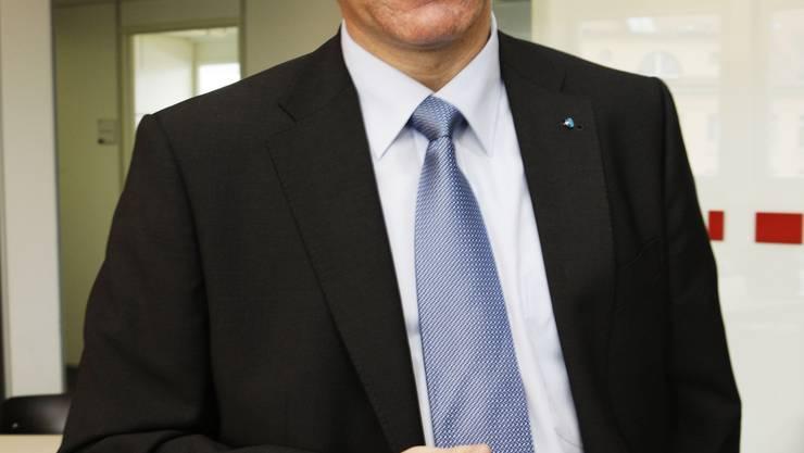 Alex Hürzeler setzte eine erste Marke (sbo)