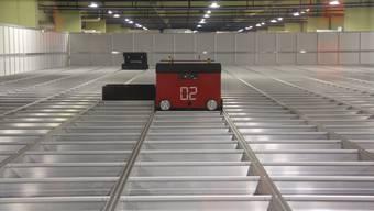Ausgeklügelte Logistik bei Papier-Grosshändler Antalis