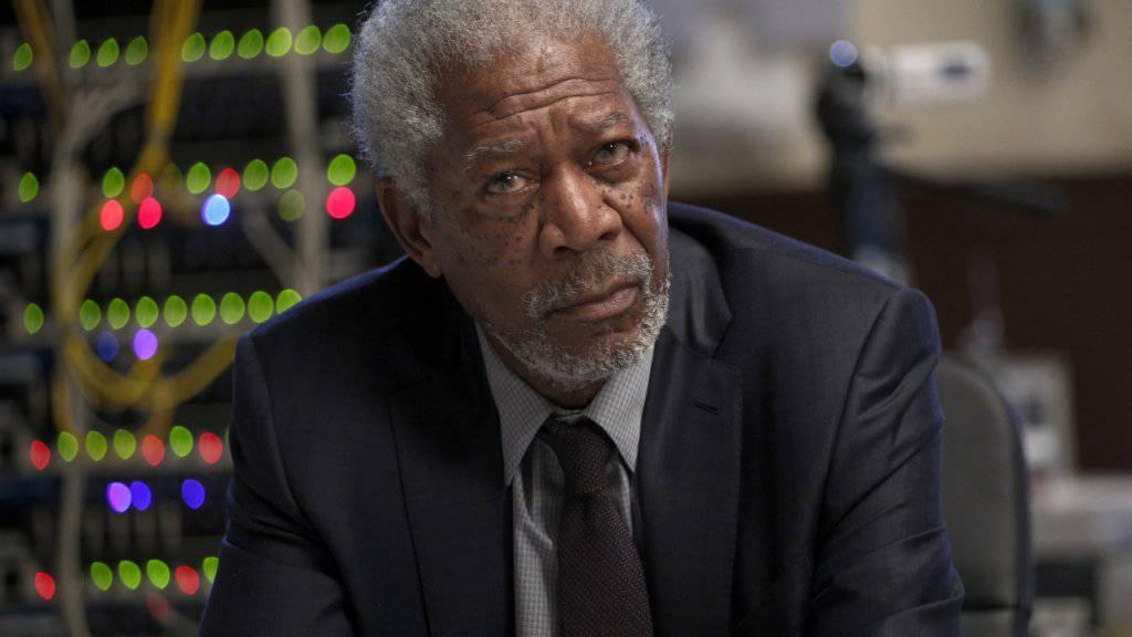 Trauert um seine Enkeltochter: Filmstar Morgan Freeman (Archivbild)