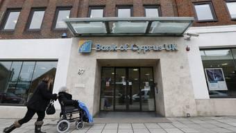 Bank of Cyprus könnte am Dienstag wieder öffnen.