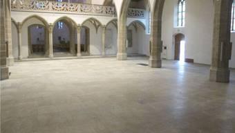 Im Juni wird die Kirchenpflege ein Konzept für die Innenraumgestaltung der Stadtkirche präsentieren.