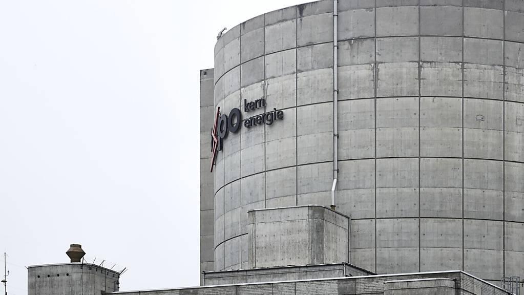 Im Atomkraftwerk Beznau 2 werden Brennelemente ersetzt. (Archivbild)