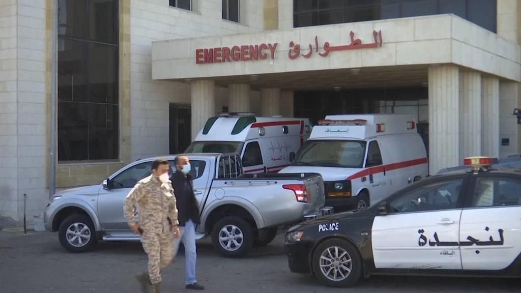 Jordanien: Sechs Tote nach Ausfall der Sauerstoffzufuhr - Minister tritt zurück