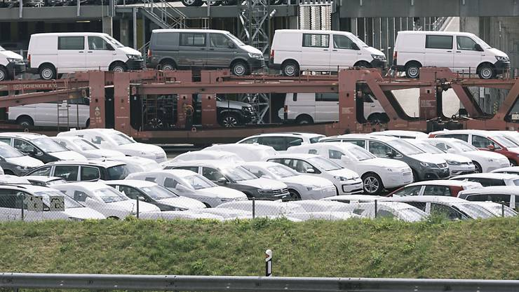 Autoverkauf in Deutschland harzt (Archivbild)