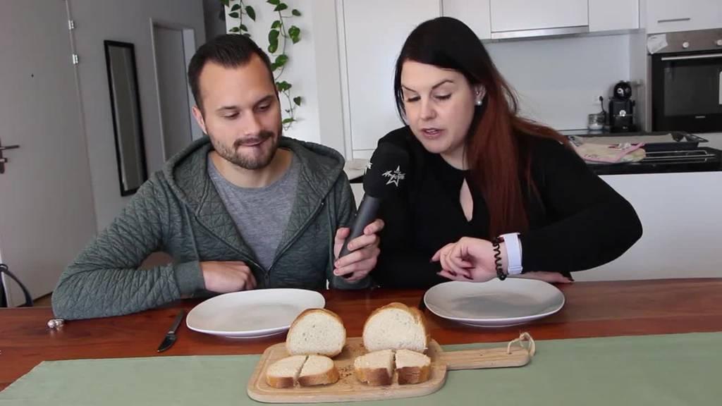 Brot auftauen oder aufbacken?