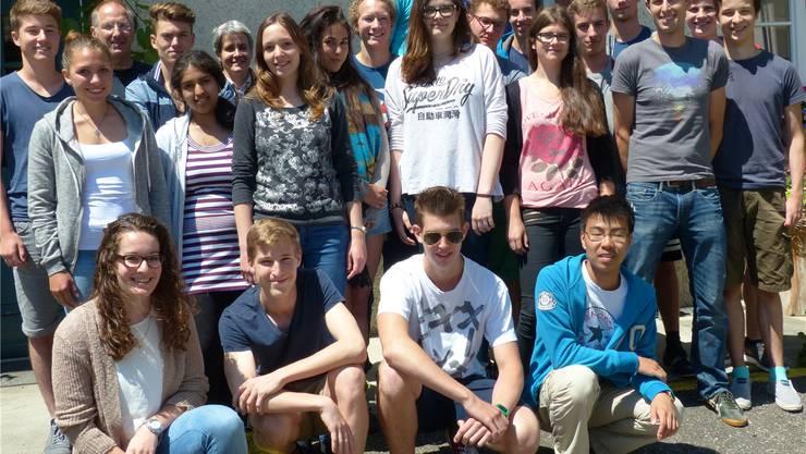 Erforschten während der letzten Woche Fledermäuse: Die Teilnehmer des Sommercamps in Hottwil.