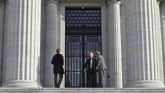 Der Beschwerdeführer gelangt nicht zum ersten Mal ans Bundesgericht. (Symbolbild)