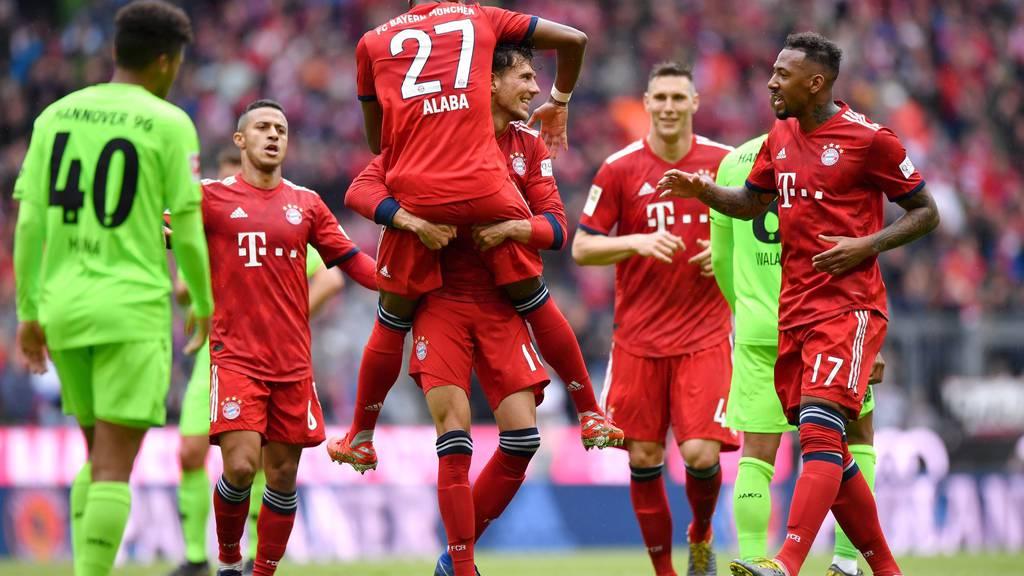 Der FC Bayern München kickt in Lindau.
