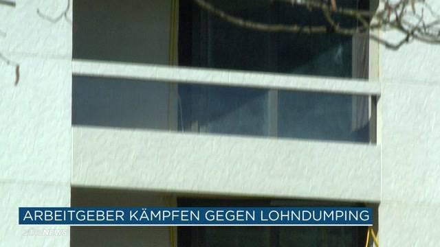 Arbeitgeber aus Zürich wehren sich gegen Lohndumping