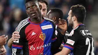Breel Embolo war der Matchwinner in Basel