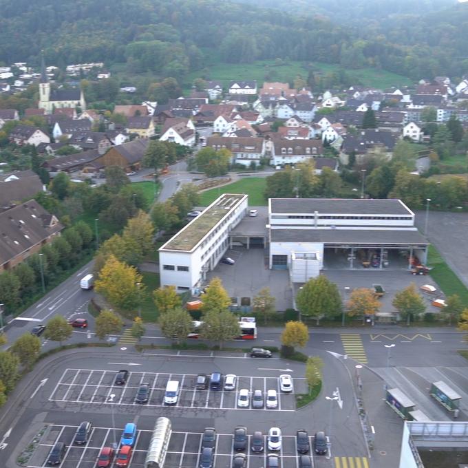 Spreitenbach Freddy der Wirt ist mit dem Dorf mitgewachsen