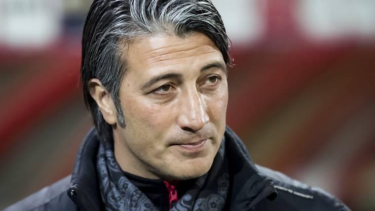 Heute ist Murat Yakin als Trainer des FC Schaffhausen in der Challenge League tätig