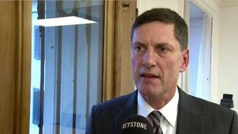 Es gibt definitiv kein Strafverfahren gegen Zürcher Oberstaatsanwalt Martin Bürgisser.