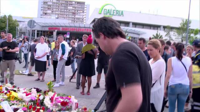Grosse Trauer um erschossene Sabina