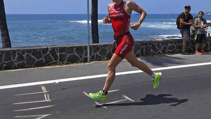 Auch im Februar 2021 kann Daniela Ryf den Hawaii-Triathon nicht bestreiten