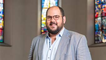 Bei ihm darf viel gelacht werden, verspricht Pfarrer Michael Rust.