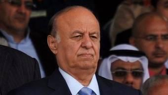 Jemens Übergangspräsident Abed Rabbo Mansur Hadi. (Archiv)