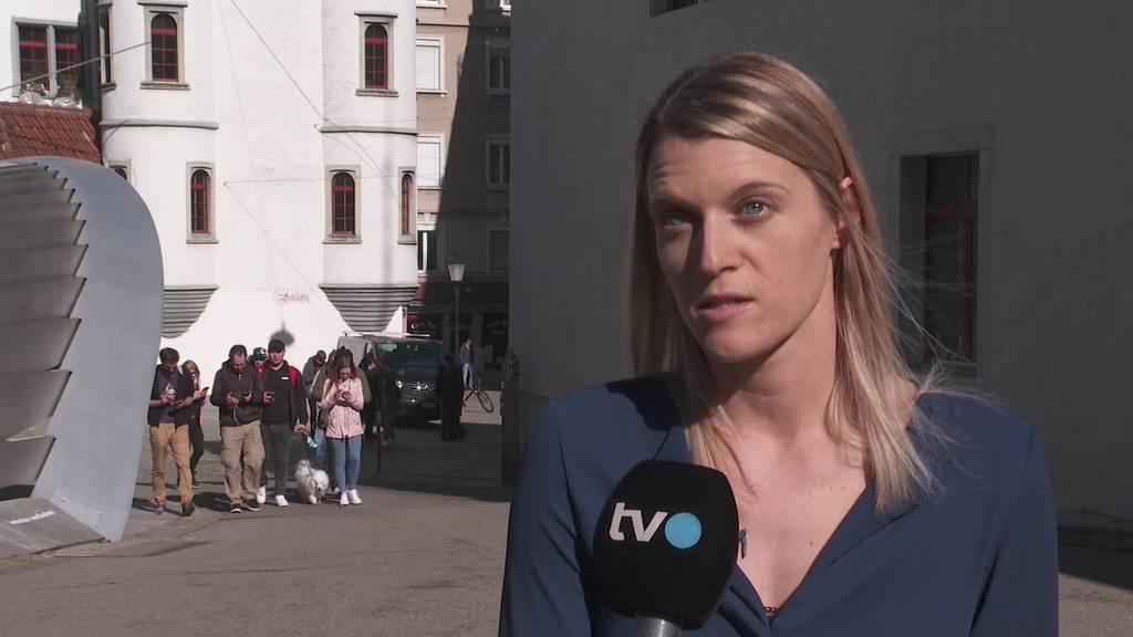 Helikopterpilot geblendet: Kantonspolizei SG informiert