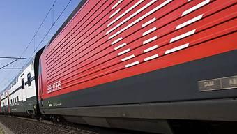 Einschränkung Bahnverkehr. (Symbolbild)