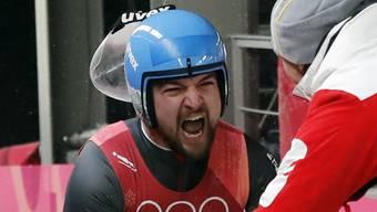 Sensation: David Gleirscher gewinnt Olympia-Gold