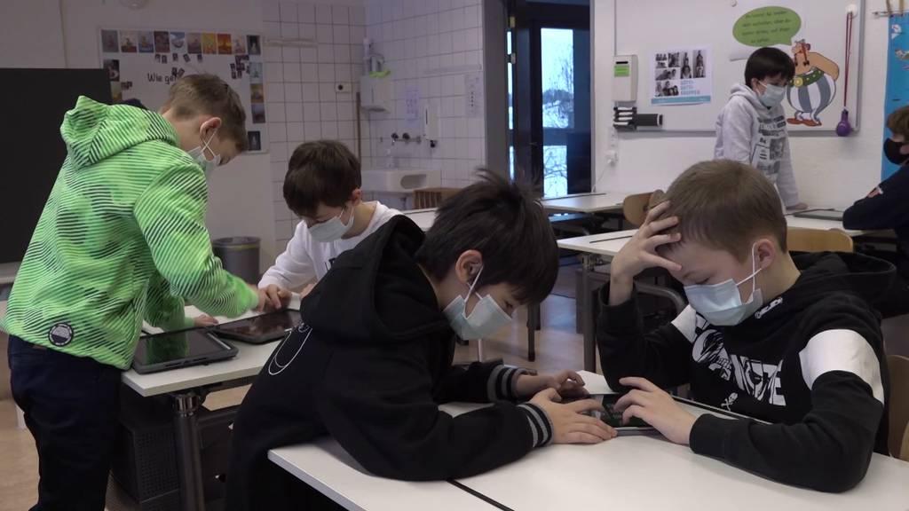 Ab heute: Maskenpflicht für Schülerinnen und Schüler ab der 4. Klasse