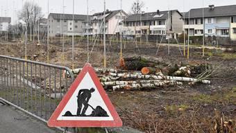 Die Wohnsiedlung Alti Sagi an der Mittelgäustrasse reiht sich ein in die Überbauungen, die in den vergangenen Jahren entstanden sind. Bis Mitte 2022 gibts hier 24 Eigentumswohnungen.