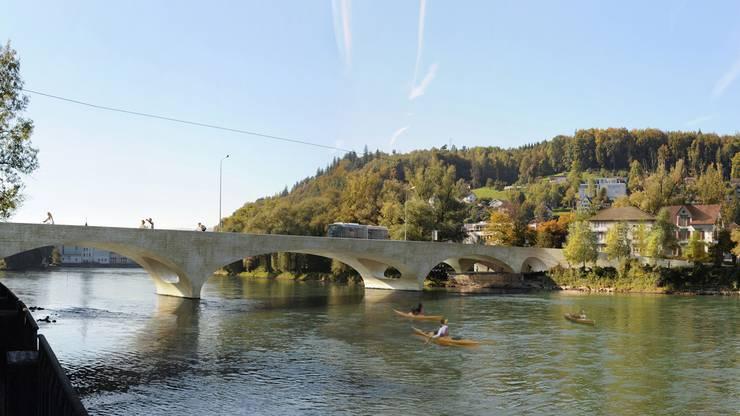 Die Verbesserungen für die Velofahrer mit dem Projekt «Pont Neuf» sind gering.
