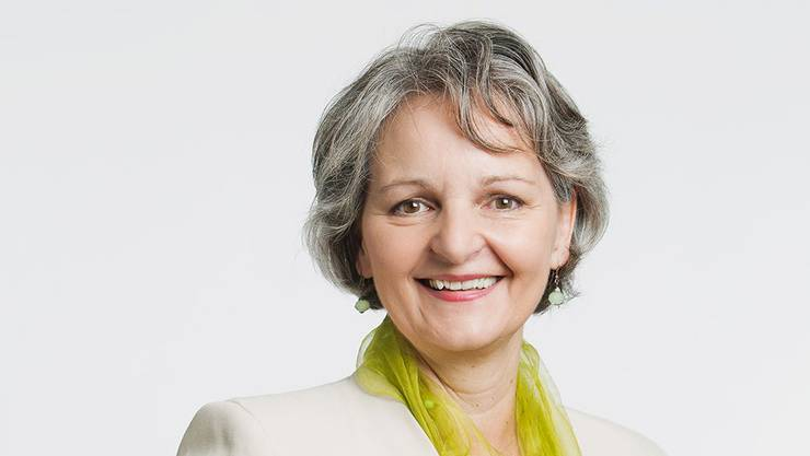 Renata Siegrist ist GLP-Grossrätin und Mitglied der Gesundheitskommission.