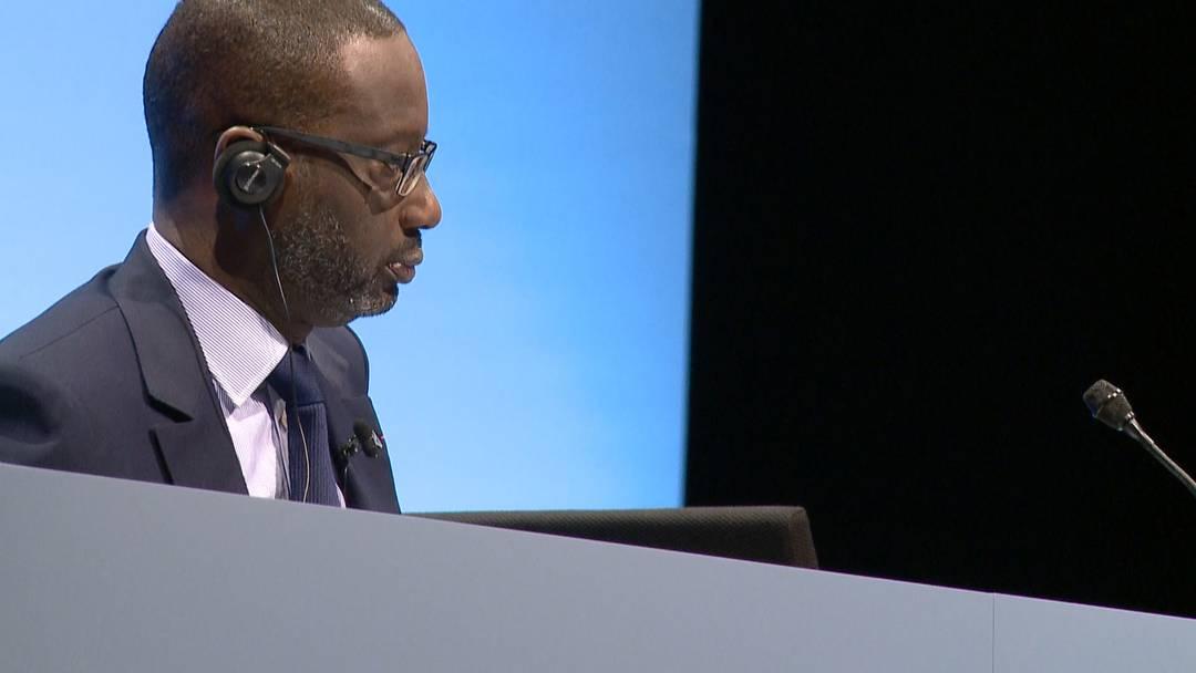 Credit Suisse-CEO Tidjane Thiam tritt zurück