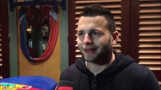 FC Basel Maischterfiir: Interview Renato Steffen