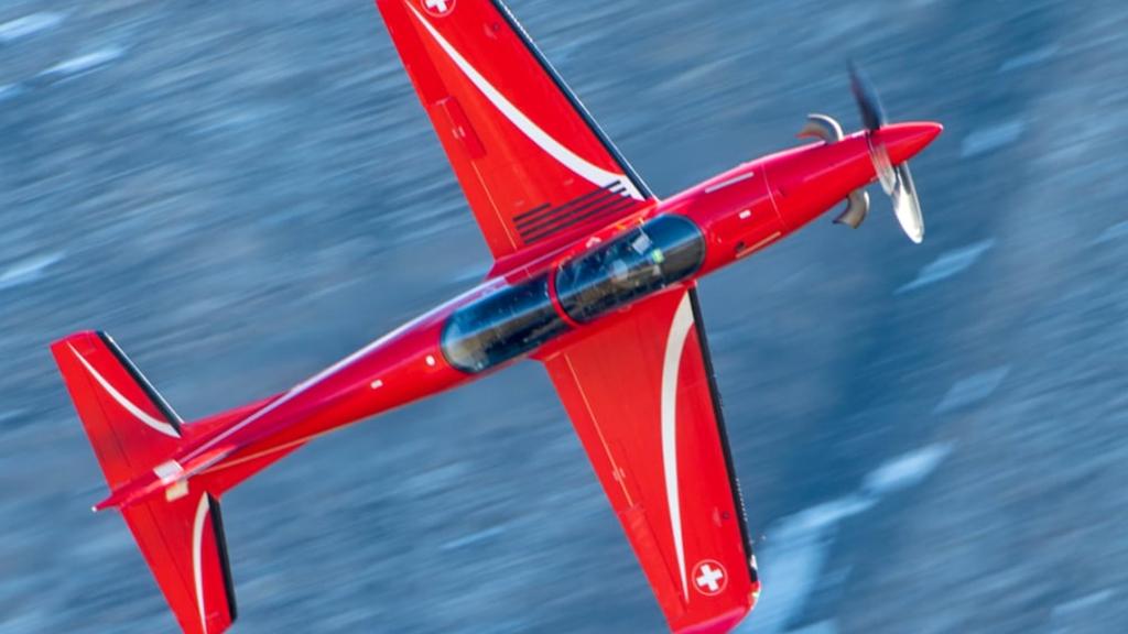 Pilatus verkauft zwei Dutzend PC-21 an Spanien