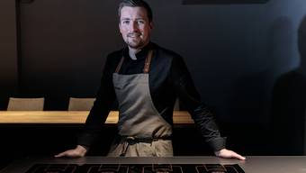 Norman Hunziker kocht ein Silvestermenü 2019