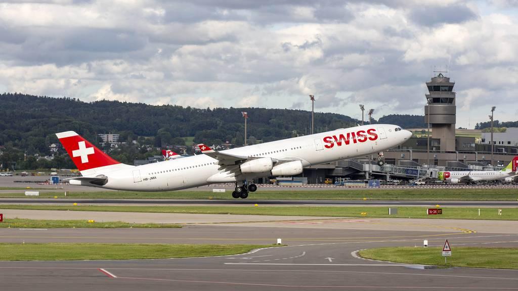 Swiss-Flug muss auf dem Weg nach Chicago umkehren