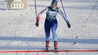 Auch in Trondheim in der Qualifikation stark: Nadine Fähndrich