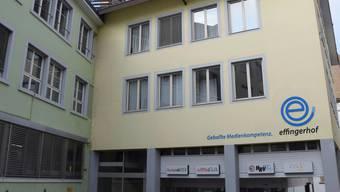 Der Sitz der Effingermedien AG bleibt in Brugg. Auch der Firmenname bleibt bestehen.