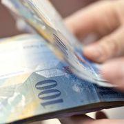 Geld, Noten, 100 Franken