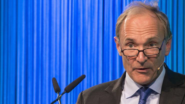 Der Internet-Pionier Tim Berners-Lee will mit seinemOpen-Source-ProjektSolid das Internet «reparieren».