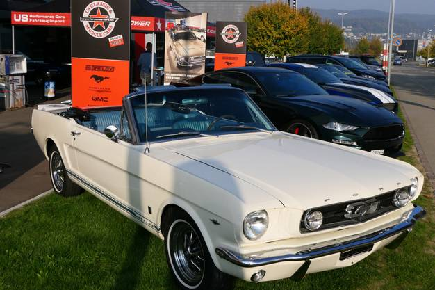 Das waren die Highlights der Live Show aus der US Performance Cars Garage in Spreitenbach.